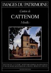 Canton De Cattenom - Couverture - Format classique