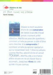 Les Yeux Tournes Vers L'Ocean - Couverture - Format classique