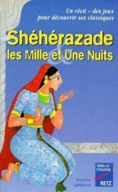 Shéhérazade et les mille et une nuits - Couverture - Format classique