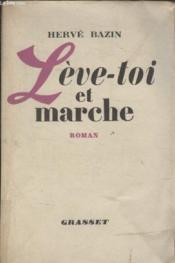 Leve Toi Et Marche. - Couverture - Format classique