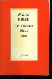 Les Oiseaux Bleus. - Couverture - Format classique