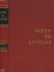 Ninon De Lanclos. La Volupte D'Etre Femme. - Couverture - Format classique