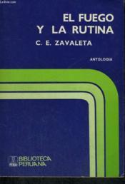 El Fuego Y La Rutina - Couverture - Format classique