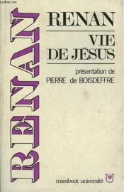 Vie De Jesus - Couverture - Format classique