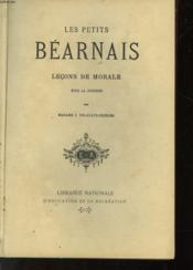 Les Petits Bearnais - Lecon De Morale - Couverture - Format classique