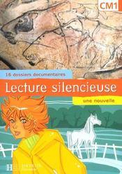 Lecture silencieuse ; CM1 ; pochette élève - Intérieur - Format classique