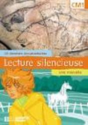 Lecture silencieuse ; CM1 ; pochette élève - Couverture - Format classique