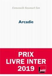 Arcadie - Couverture - Format classique