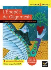 L'épopée de Gilgamesh - Couverture - Format classique