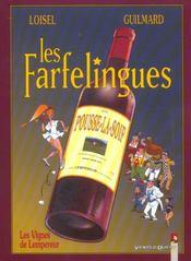 Les farfelingues t.3 ; les vignes de Lempereur - Intérieur - Format classique