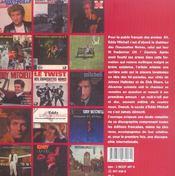 Argus Eddy Mitchell - 4ème de couverture - Format classique