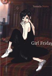 Girl friday - Intérieur - Format classique