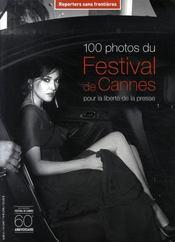 100 photos du festival de cannes pour la liberté de la presse - Intérieur - Format classique