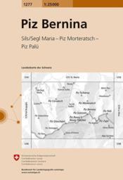 Piz Bernina - Couverture - Format classique