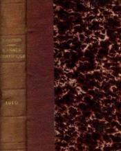 L'année scientifique et industrielle 1910 fondée par Louis Figuier, cinquante troisième année (1909) - Couverture - Format classique
