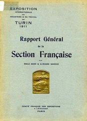 Exposition internationale des industries & du travail de Turin 1911. - Intérieur - Format classique