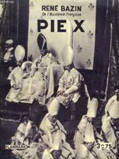 Pie X. Collection : Hier Et Aujourd'Hui. - Couverture - Format classique