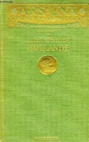 Histoire Generale De L'Art, Hollande - Couverture - Format classique
