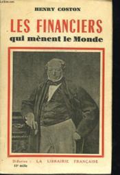 Les Financiers Menent Le Monde. - Couverture - Format classique