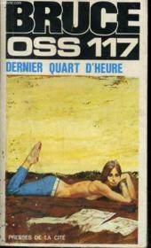 Dernier Quart D'Heure - Couverture - Format classique