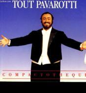 Tout Pavarotti -Compactotheque - Couverture - Format classique
