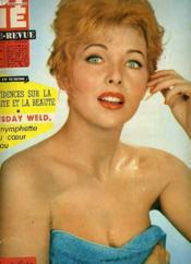 Cine Revue Teele-Revue - 40e Annee - N° 28 - Le Vie A Belles Dents ... - Couverture - Format classique