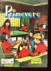 Primevere N°89 - En Disgrace - Couverture - Format classique