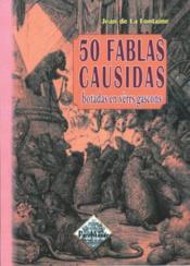 50 fablas causidas botadas en vèrrs gascons - Couverture - Format classique