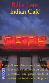 Indian Cafe - Intérieur - Format classique