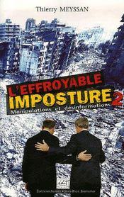 L'effroyable imposture t.2 - Intérieur - Format classique