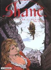 Shane t.2 ; le pic de l'aigle - Intérieur - Format classique