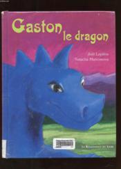 Gaston Le Dragon - Couverture - Format classique