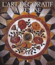L'Art Decoratif A Venise - Intérieur - Format classique