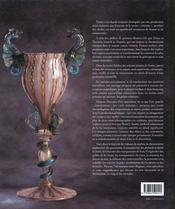 L'Art Decoratif A Venise - 4ème de couverture - Format classique