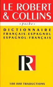 Robert & collins poche espagno - Intérieur - Format classique