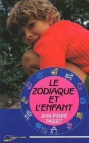 Zodiaque Et L'Enfant (Le) - Couverture - Format classique