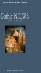 Gothic n.e.w.s. - Couverture - Format classique