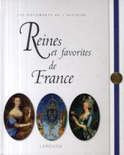 Reines et favorites de France - Couverture - Format classique