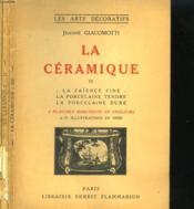La Ceramique. En 3 Tomes. Collection : Les Arts Decoratifs. - Couverture - Format classique