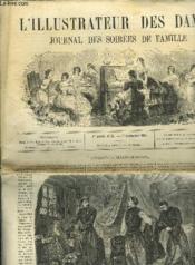 L'Illustrateur Des Dames - Journal Des Soirees De Famille N°35 1re Annee - Couverture - Format classique