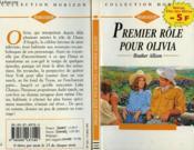 Premier Role Pour Olivia - Counterfeit Cowgirl - Couverture - Format classique