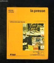 La Presse. - Couverture - Format classique