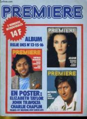 Premiere Album N°5 - 3 Numeros Introuvables - Album Relie Des N°13 -15 - 16 - Couverture - Format classique