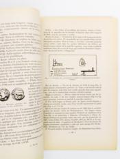 Société Préhistorique Française : Rapports de la commission d'étude des enceintes préhistoriques et fortifications an historiques - troisième partie : fouilles et monographies d'enceintes ( exemplaire dédicacé par l'auteur ) - Couverture - Format classique