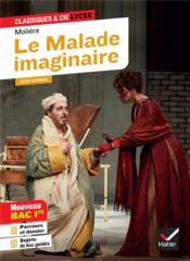 Le malade imaginaire - Couverture - Format classique