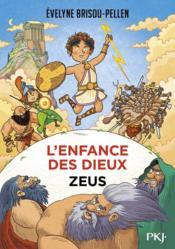 L'enfance des dieux T.1 ; Zeus - Couverture - Format classique