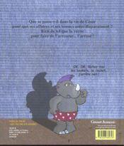 Racket story - 4ème de couverture - Format classique