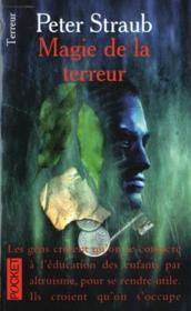 Magie De La Terreur - Couverture - Format classique