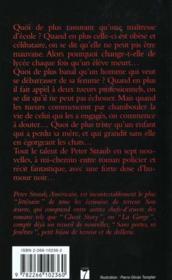 Magie De La Terreur - 4ème de couverture - Format classique
