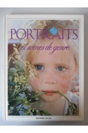 Portraits Et Scenes De Genre - Couverture - Format classique